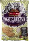Go-Tan kroepoek Thai cracker (cassave)