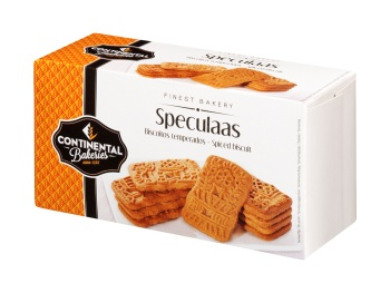Continental Bakeries speculaas