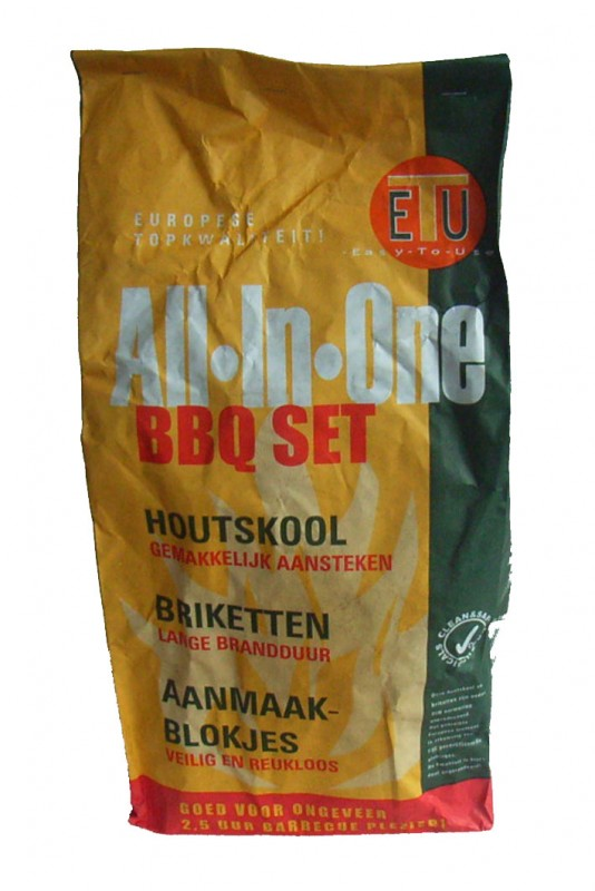 All-in-One BBQ set