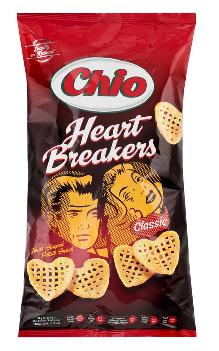 Chio chips Heartbreakers classic