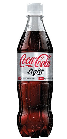 Coca Cola Light petfles 50 cl