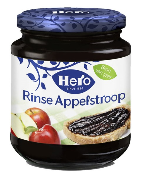 Hero appelstroop