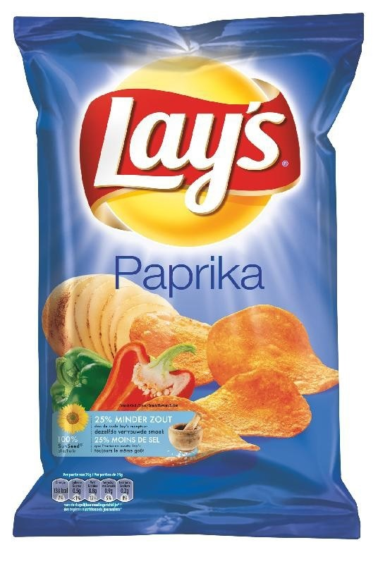 Lay's Chips Paprika 175 gram