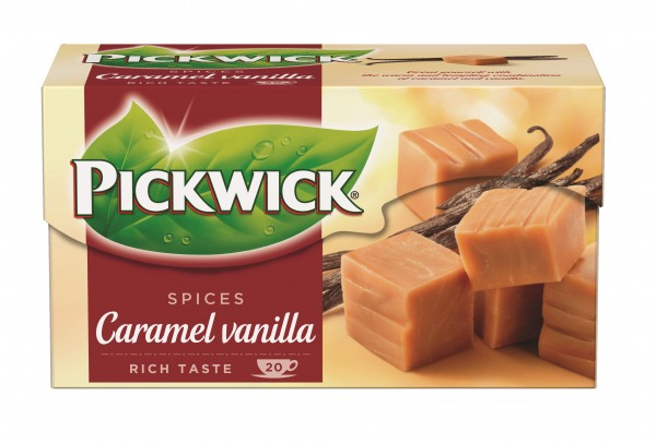 Pickwick Delicious Spices Caramel Vanilla