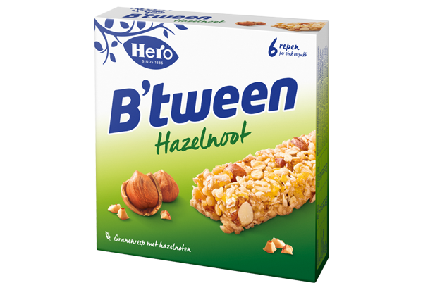Hero B'tween hazelnoot 6-pack