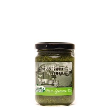 Costa Ligure pesto genovese